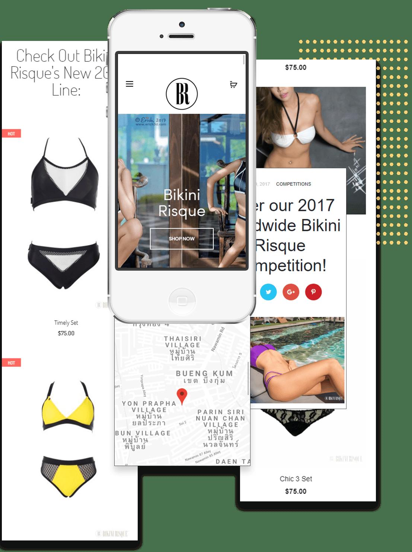 Bikini Risque