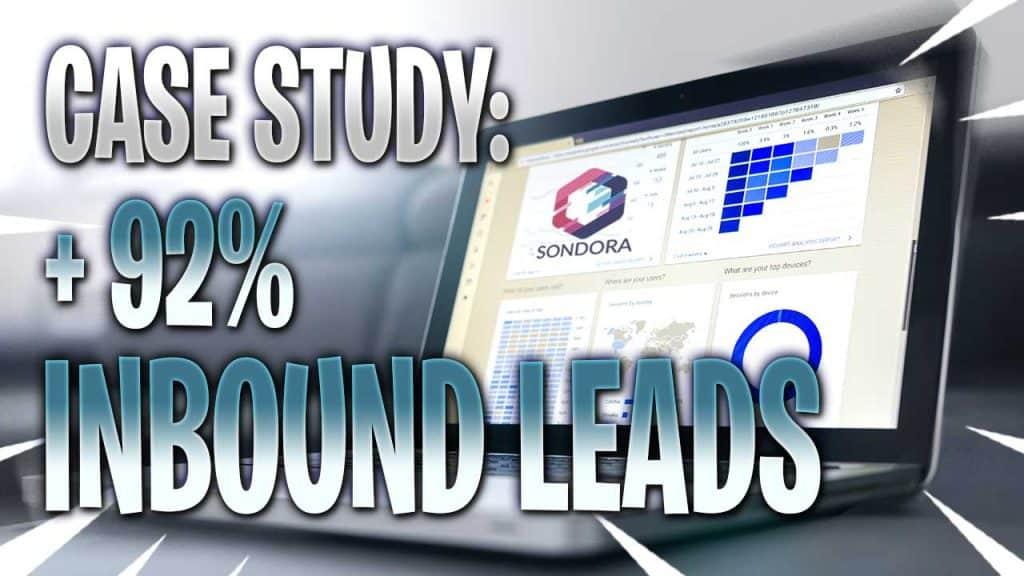 +92% Inbound Leads