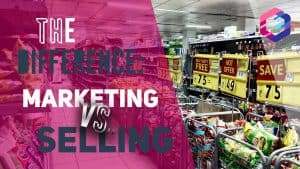 Is Selling More Important than Marketing? No, it's not.
