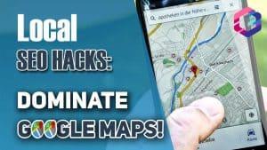 local seo hacks google maps