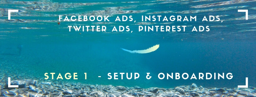 facebook and instagram ads campaign setup and onboarding process