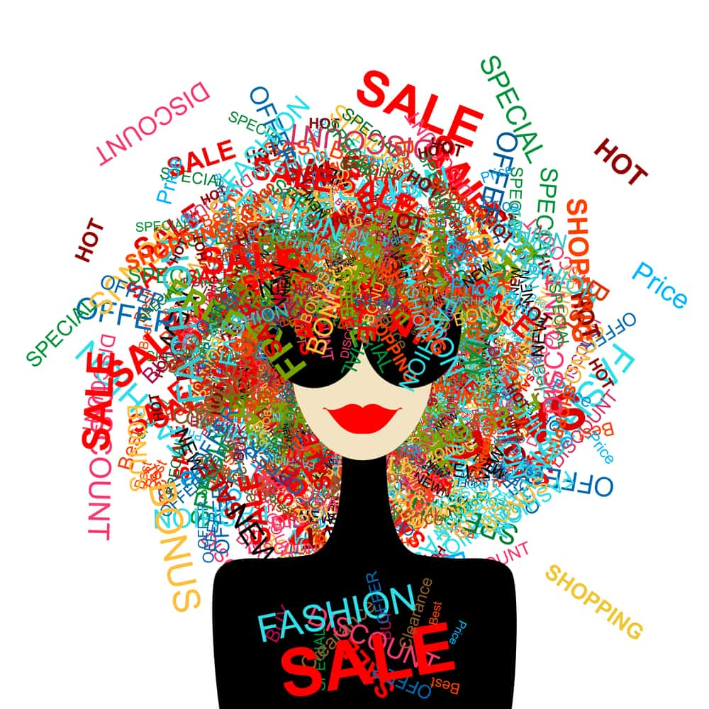 Promo Culture in Fashion, endless sale